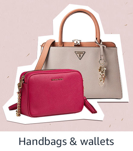 Wallets & handbags