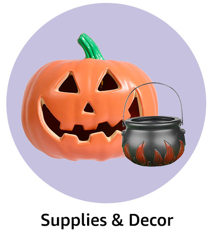 Supplies and Decor