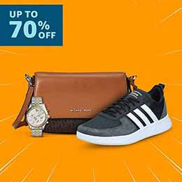 Best deals on fashion