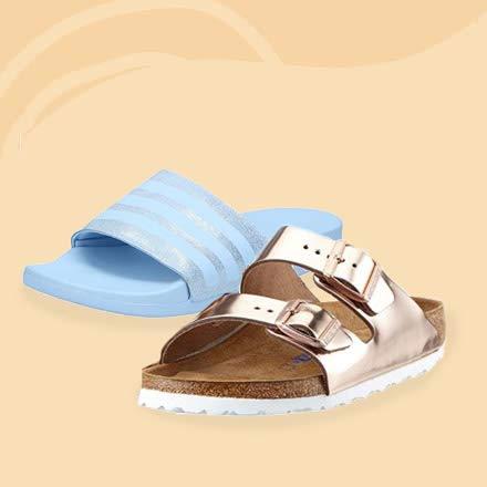Sandals & sliders