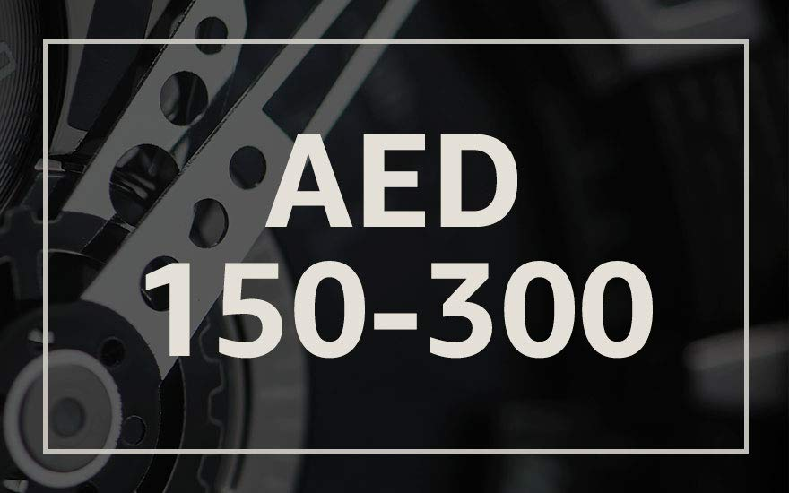AED 150-300