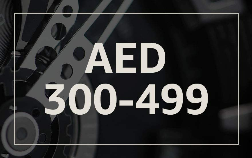 AED 300-499
