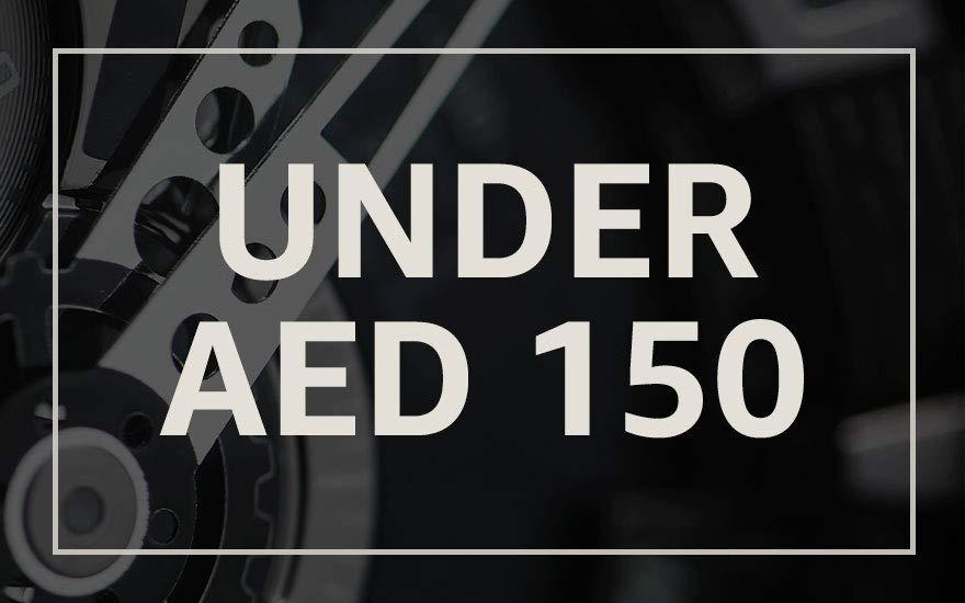 Under AED 150