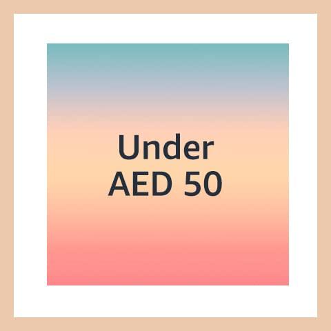 Under AED 50