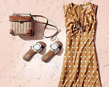 تسوق الملابس النسائية الصيفية