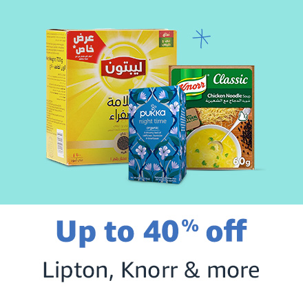 Lipton, Knorr & more