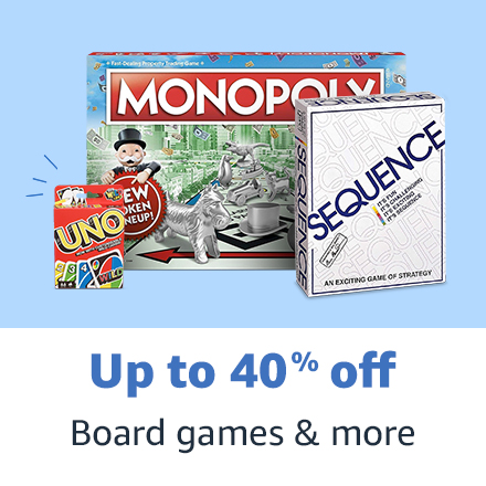 Board games & more