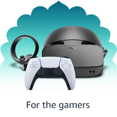 For the gamers'