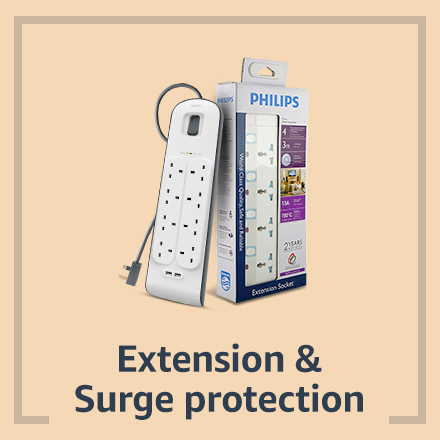 Extension and Surge Protection