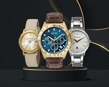 Extra 15% off watches