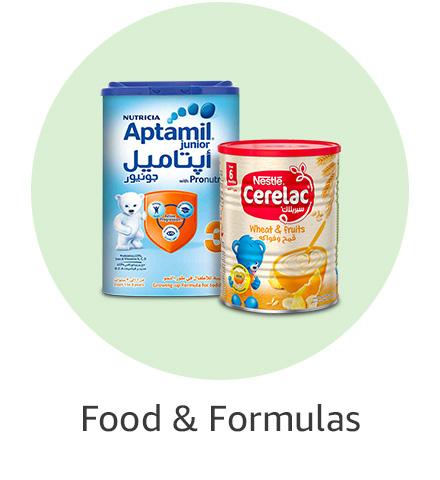 Food & Formulas