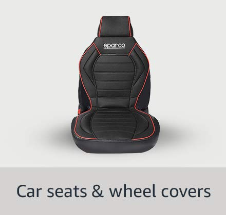 Car seats & wheel covers