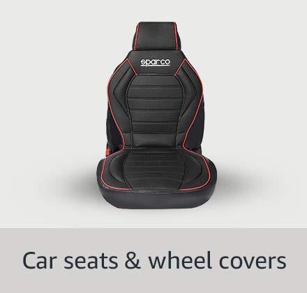 Car seats & wheel covers