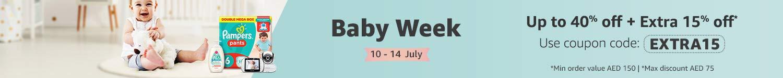 Baby week - deals, saving & discounts