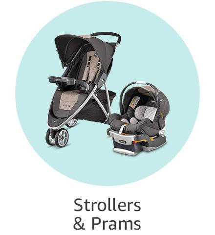 Strollers, prams & acc.