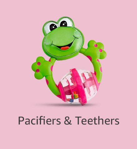 Pacifiers & Teethers