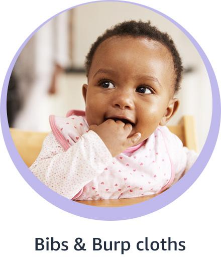 Bibs & Burp Cloths