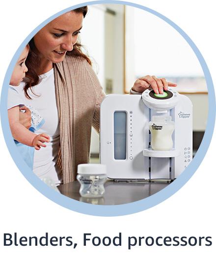 Blenders, Food Processors
