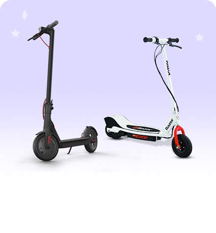 Scooters & Ride-on