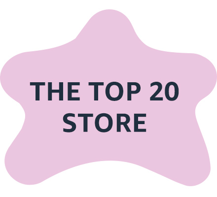 The top 20 store