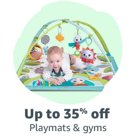 Playmats & gym