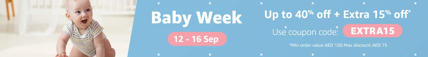 Baby week - deals, saving & discounts
