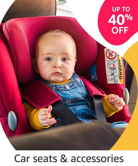 Car seats & acc.