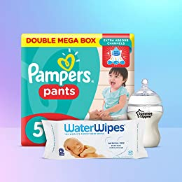 Up to 30% off baby products