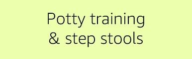 Potty training & step stools