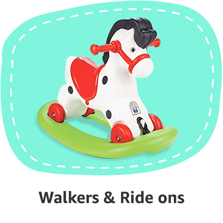 Walkers & Ride Ons