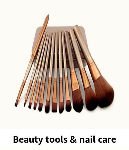 Beauty tools & nail care