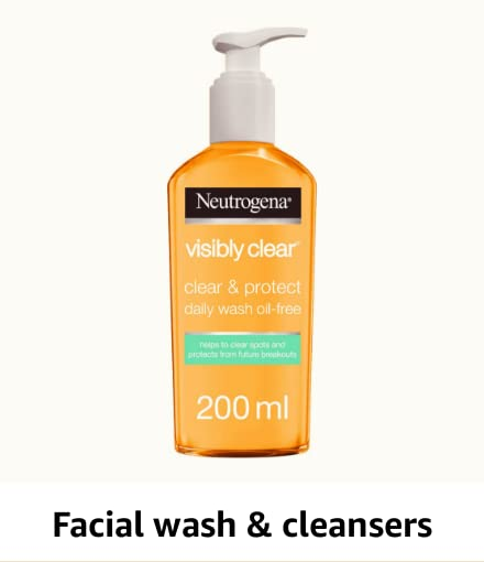 Facial wash & cleansers