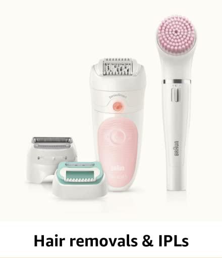 Hair removal & IPLs