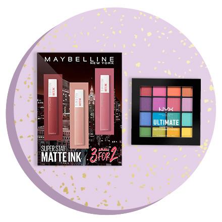 Makeup sets & palettes