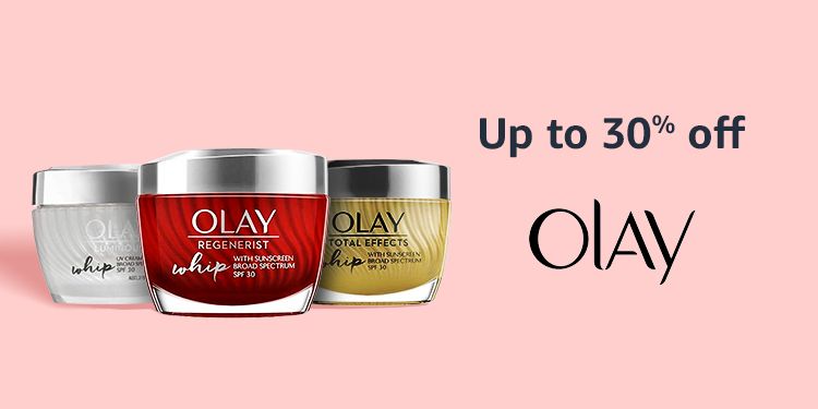 Olay | Up to 30% off