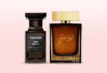 Fragrance of luxury