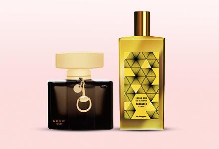 Oud fragrances