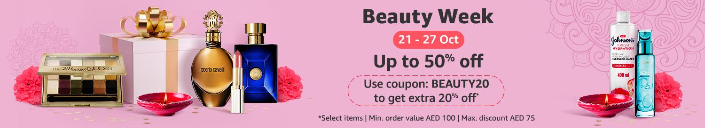 Beauty Week | Savings & discounts