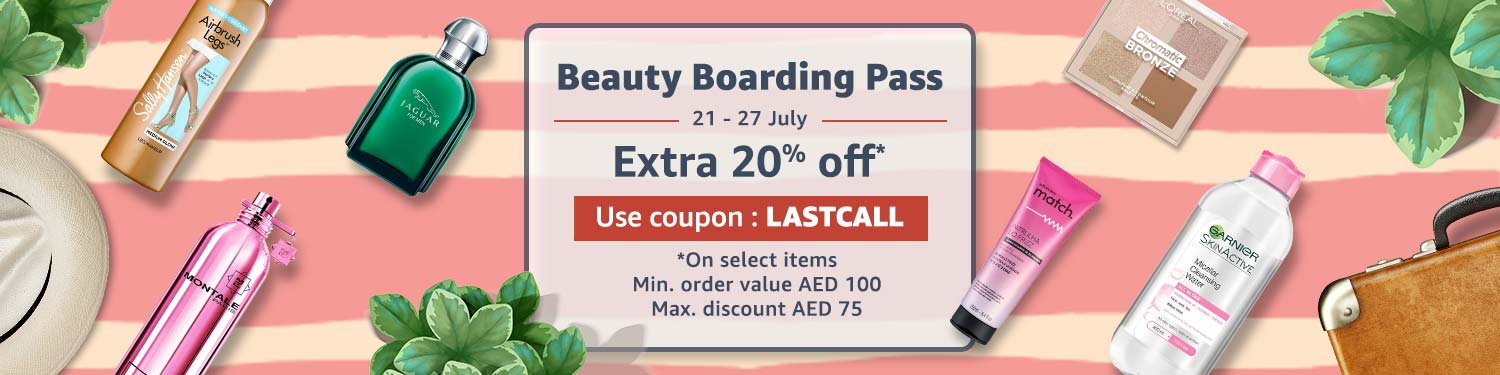 Beauty Week | Savings & discounts