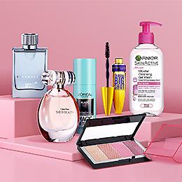 Perfumes & beauty