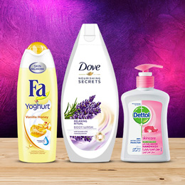 Bath & body care