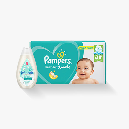 Diapers & Toiletries