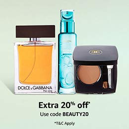 Beauty Week | Up to 50% off + extra 20% off* coupon BEAUTY20