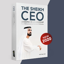 New launch | The Sheikh CEO