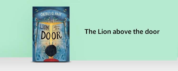 The_Lion_above_the_door