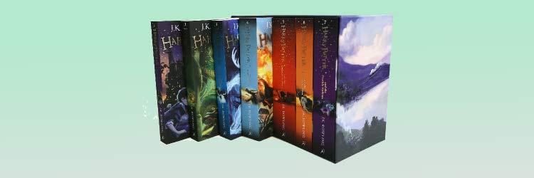 Harry Potter Box Set Paperback
