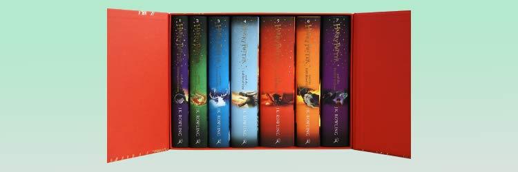 Harry Potter Box Set Hardcover