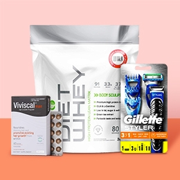 Up to 40% off | Health & Personal Care
