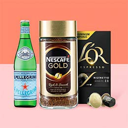 Up to 40% off food & beverages