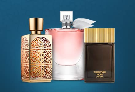 Luxury fragrances